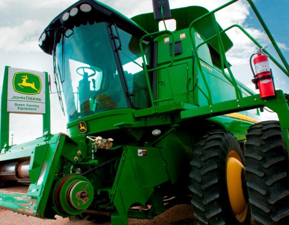 agriculture harvesting equipment