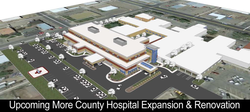 Upcoming More County Hospital